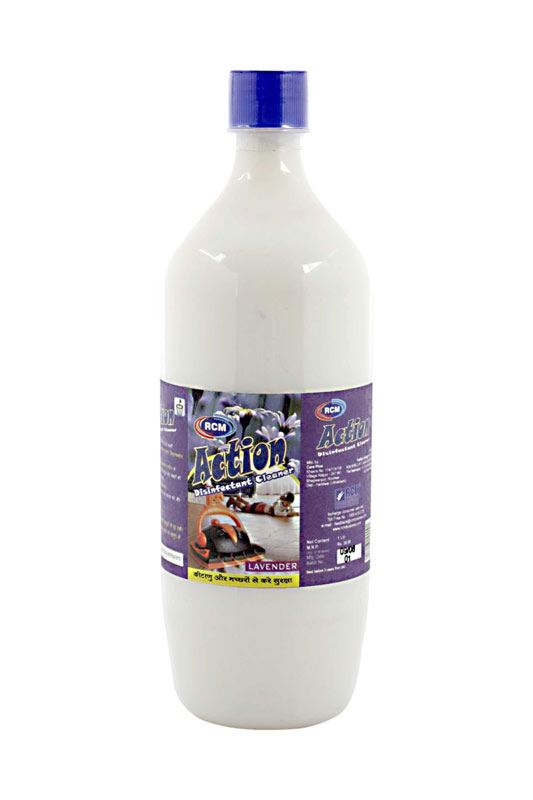 Action Disinfectent Cleaner-Lavender