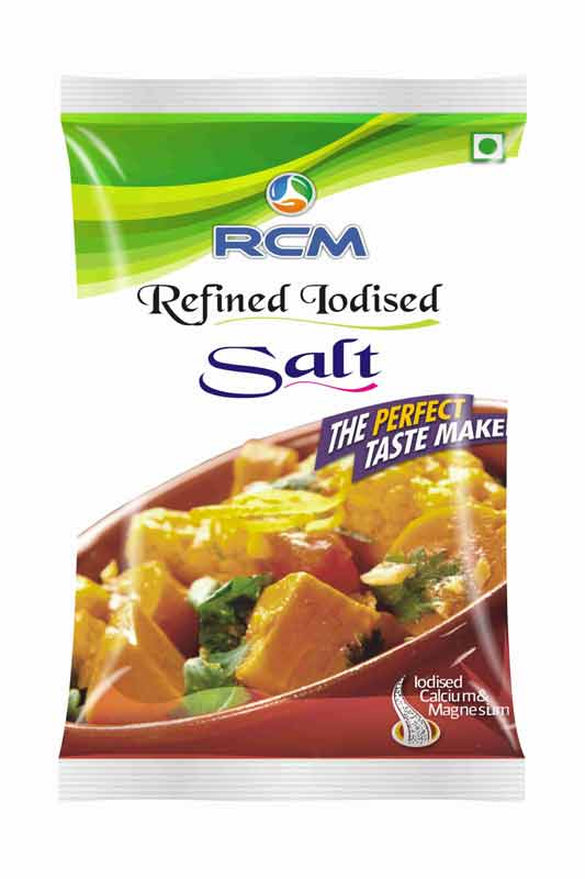 Refined Iodised Salt(1kg)