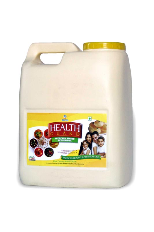 Rcm Health Guard Rice Bran Oil(15ltr)