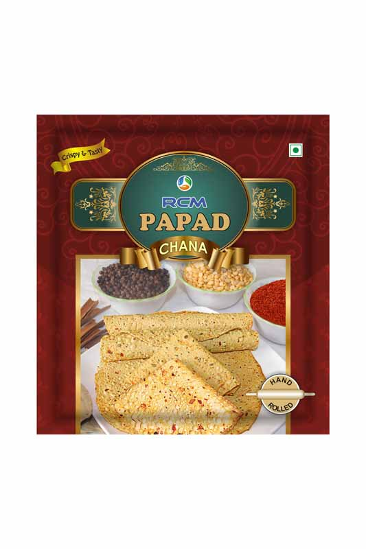 Chana Papad(250gm)