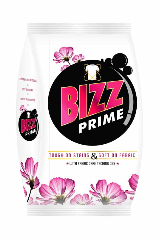 Bizz prime washing Powder(500g)