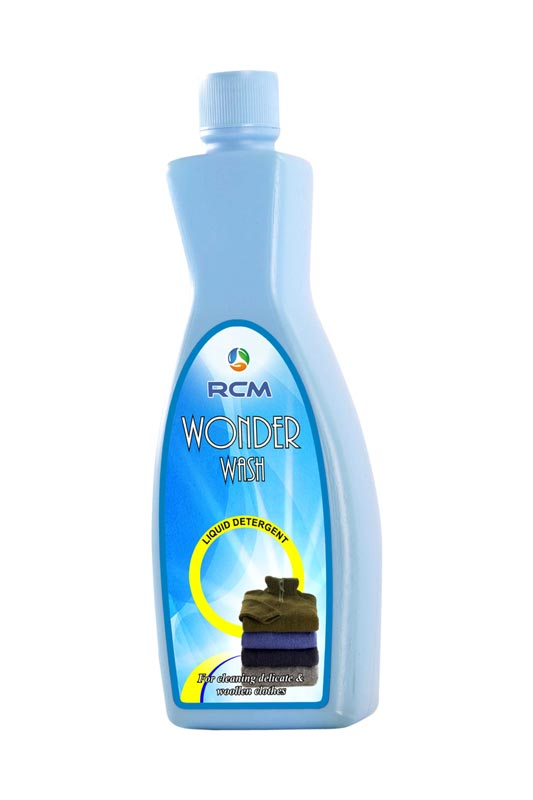 Rcm Wonder Wash Liquid Detergent