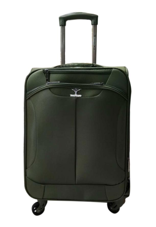 "TB CAPETOWN 2019-GREEN 20""-TRAVEL BAG"