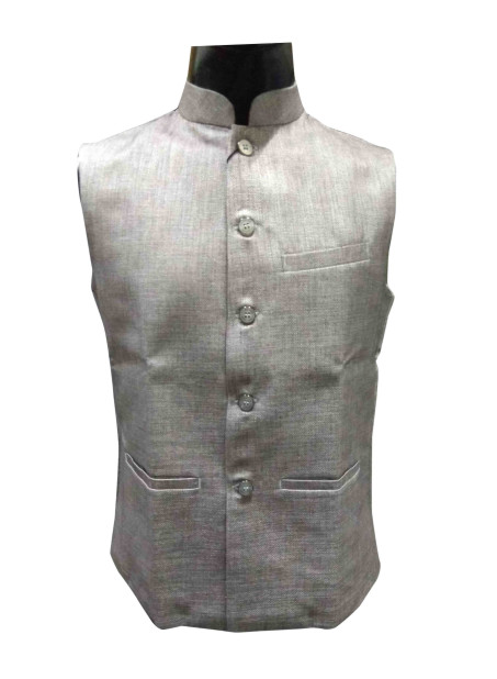 MOJ AHINSA 1-LIGHT BROWN MODI JACKET