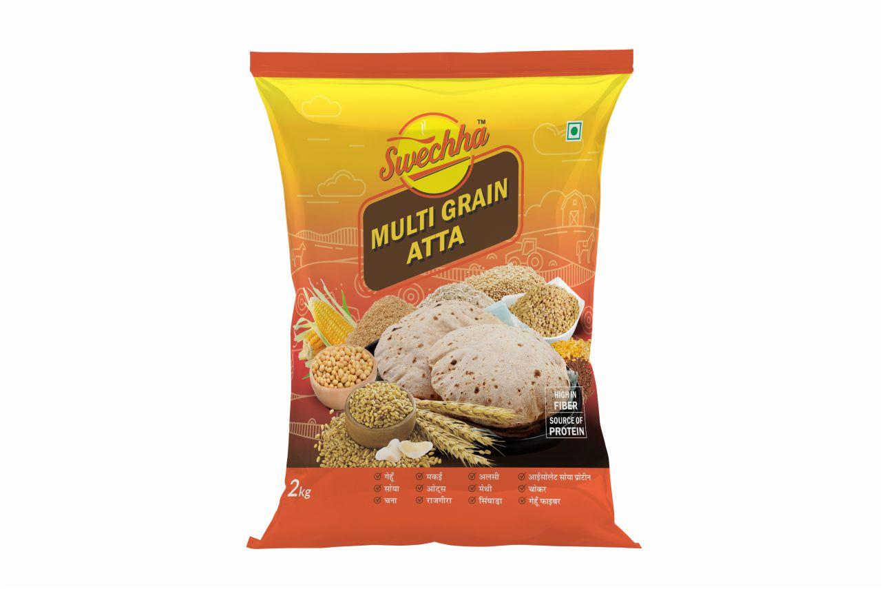 Swechha Multi Grain Atta(2kg)
