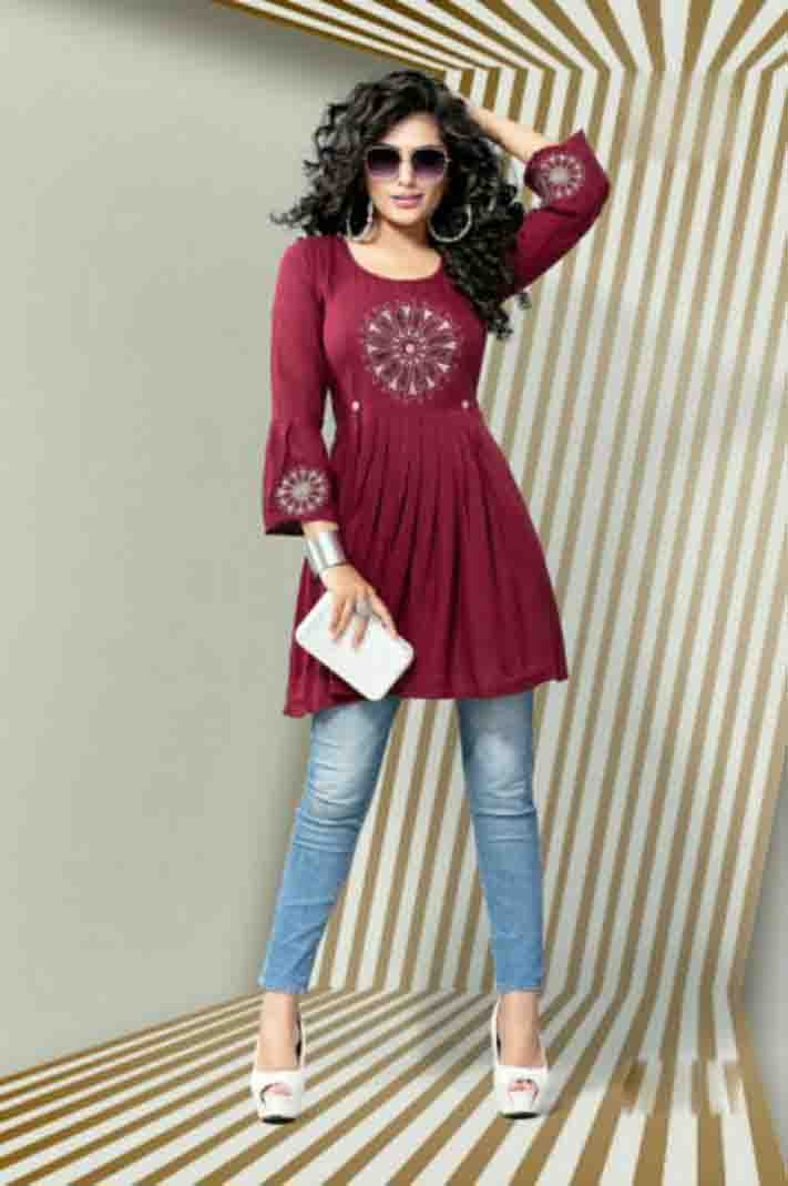 SUF BELLY 01-D NO 11 WOMEN KURTI