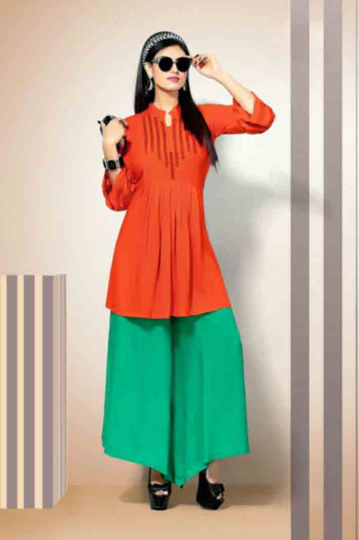 SUF BELLY 01-D NO 3 WOMEN KURTI