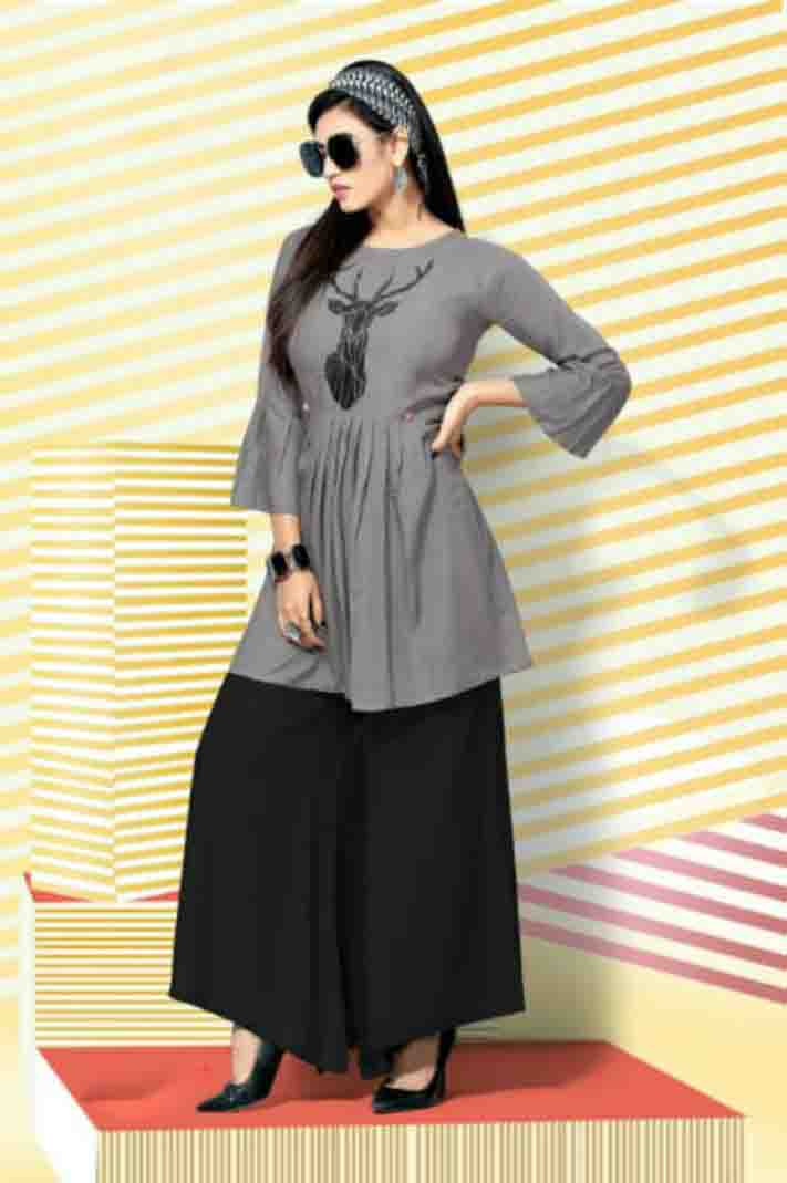 SUF BELLY 01-D NO 8 WOMEN KURTI