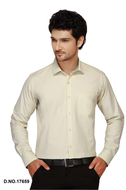 BT FDOGL-LIGHT GREEN  FORMAL SHIRT