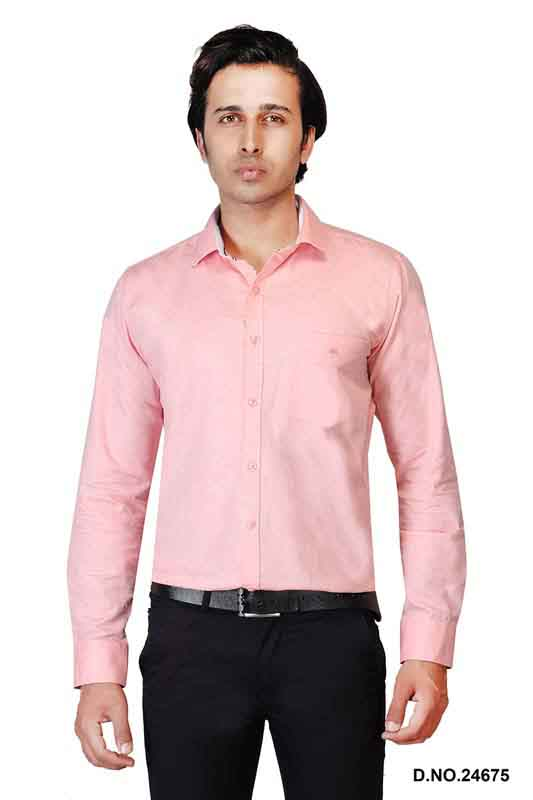 BT MAAN TEX 04-CARROT FORMAL SHIRT
