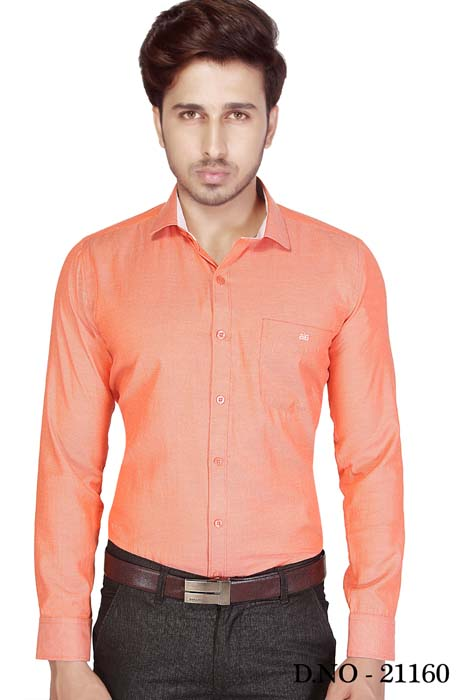 BT NEELA 01-CARROT FORMAL SHIRT
