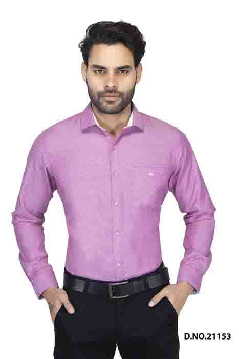 BT NEELA 01-VOILET FORMAL SHIRT