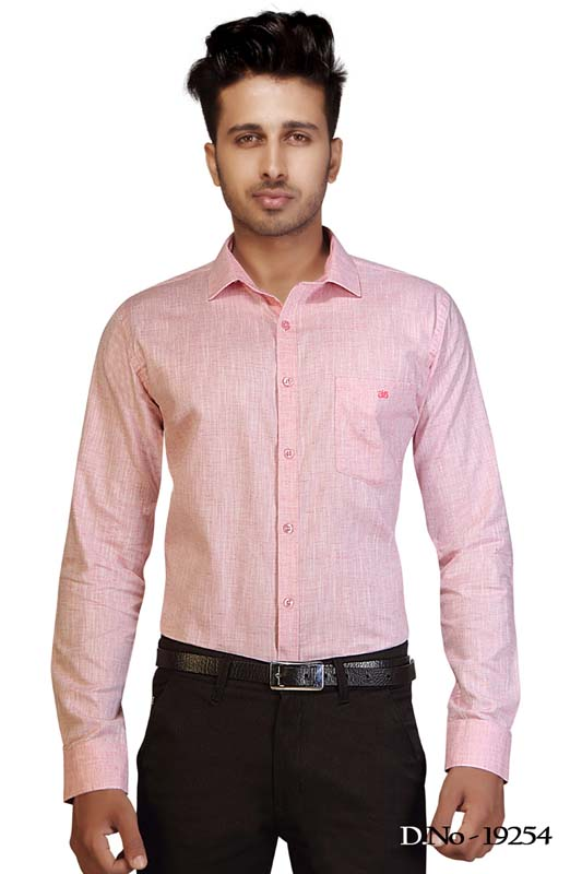 BT RAPIER-LIGHT PINK FORMAL SHIRT