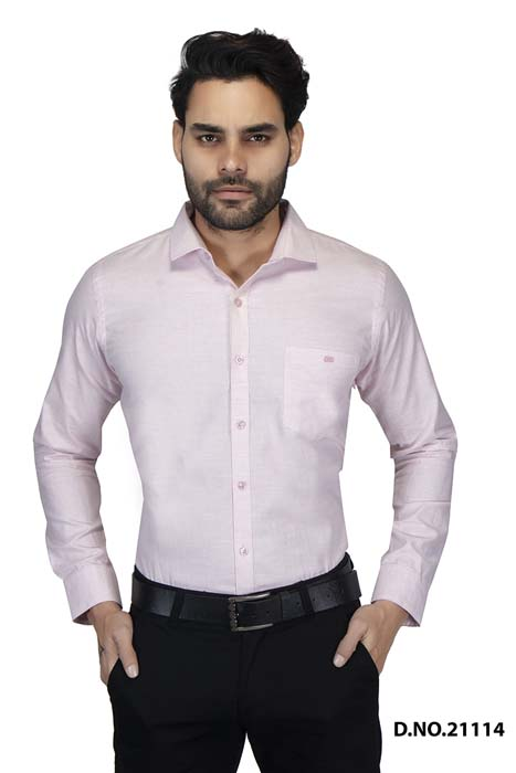 BT RAPIER 02-PINK FORMAL SHIRT