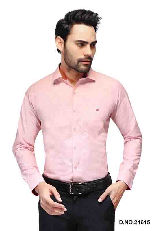 BT RAPIER 04-PINK FORMAL SHIRT