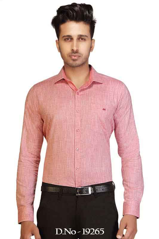BT RAPIER-DARK PINK FORMAL SHIRT