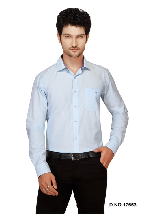 BT RAPIER-SKY BLUE FORMAL SHIRT