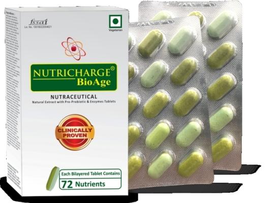 Nutricharge Bio Age