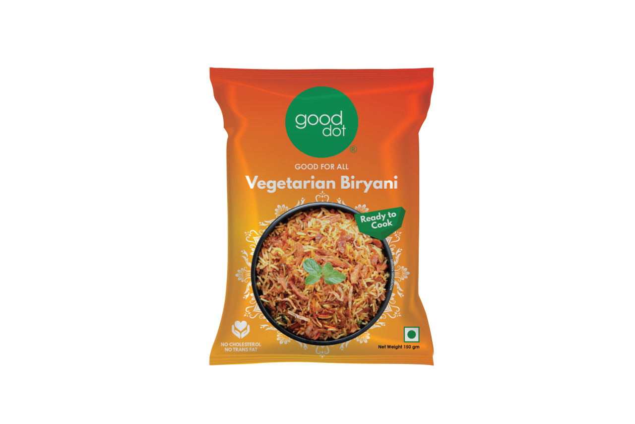 Ready To Cook Biryani(150g)