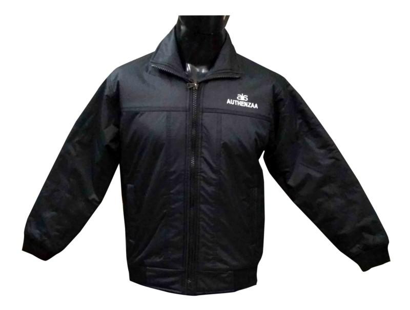 MJK MI4 04 - Black Winter's Jacket