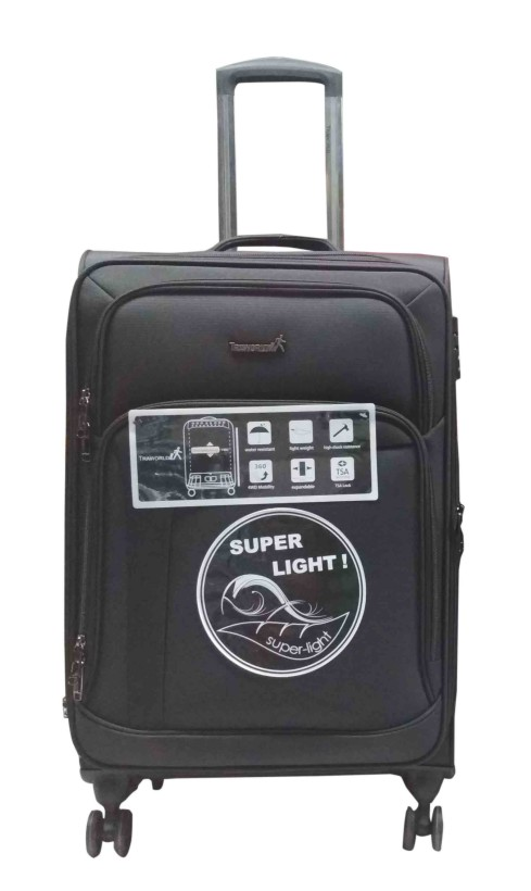 "TB JUPITER 102 24""-BLACK TRAVEL BAG"