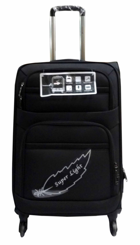 EARTH1002 (24) New-BLACK TRAVEL BAG