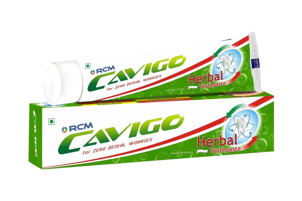 Cavigo Herbal Tooth Paste(50g)