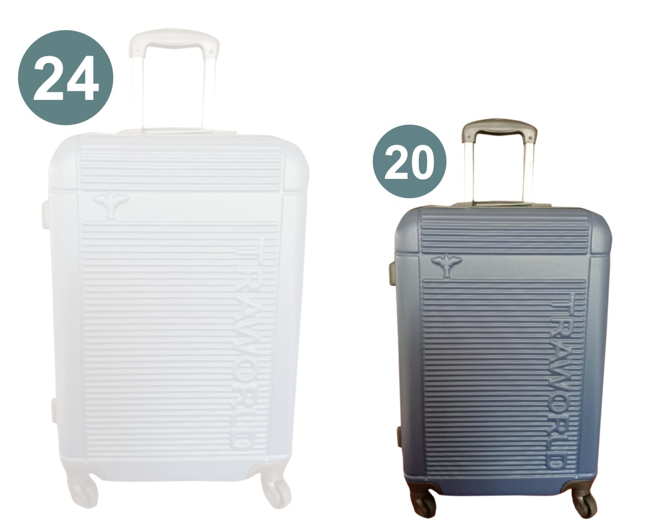 "TB FEB DAWN 20"" 2020-BLUE 20""-TRAVEL BAG"