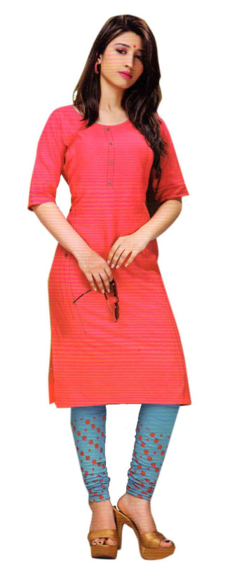 SC DREAM WEAR-D NO 1 STYLISH KURTI WITH LEGGING