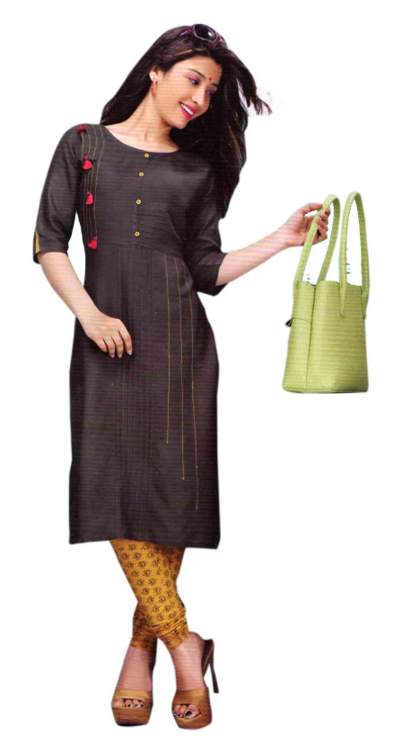 SC DREAM WEAR-D NO 2 STYLISH KURTI WITH LEGGING