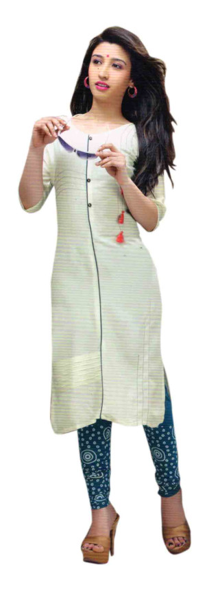 SC DREAM WEAR-D NO 3 STYLISH KURTI WITH LEGGING