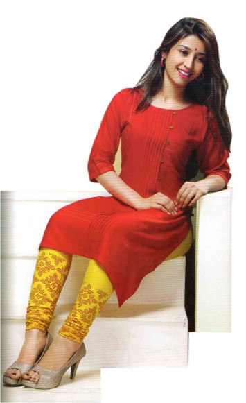 SC DREAM WEAR-D NO 4 STYLISH KURTI WITH LEGGING