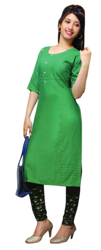 SC DREAM WEAR-D NO 6 STYLISH KURTI WITH LEGGING