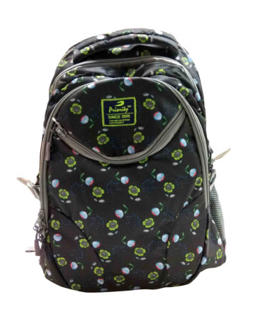 DAISY 02-BLACK BACKPACK
