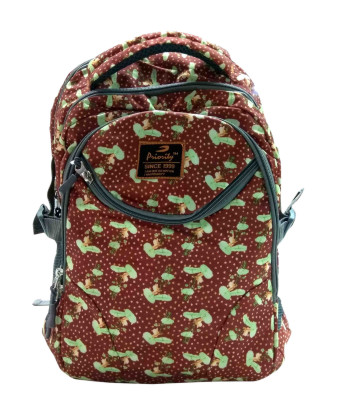 DAISY 02-BROWN BACKPACK