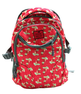 DAISY 02-RED BACKPACK