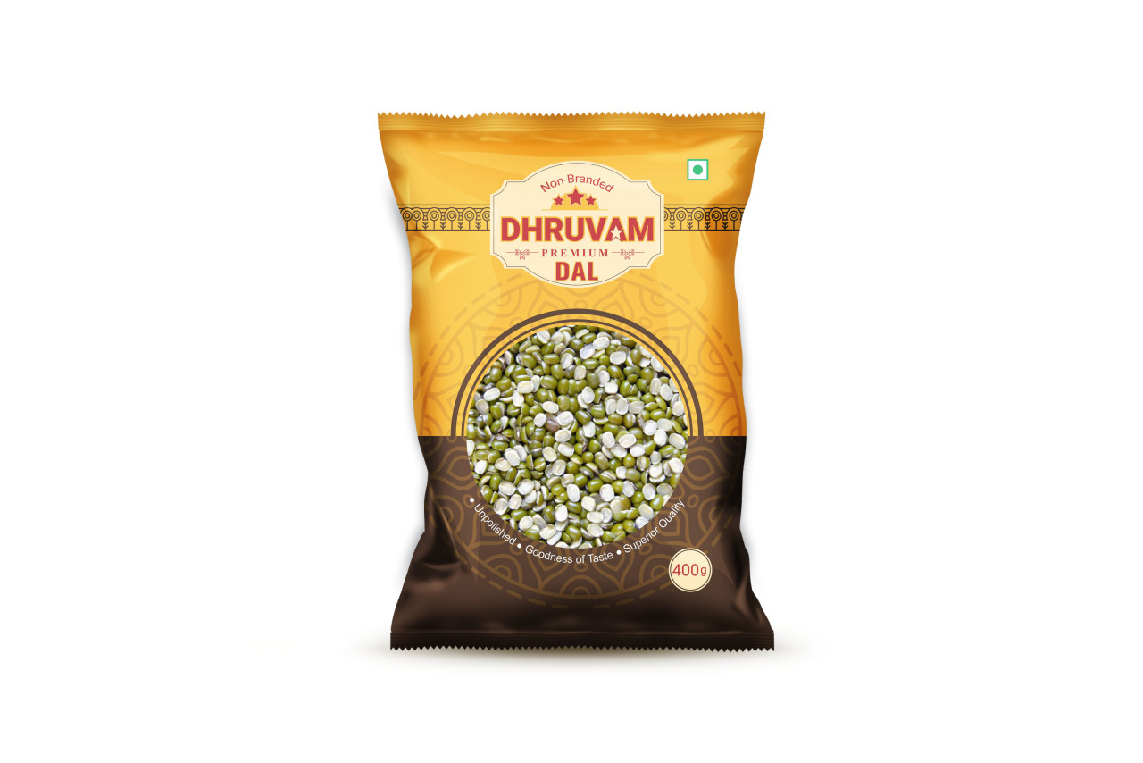 Moong Chilka(400g)