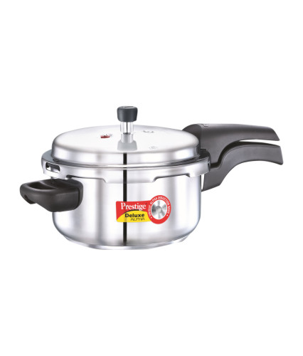 Ss Deluxe Alpha Pressure Cooker 3ltr