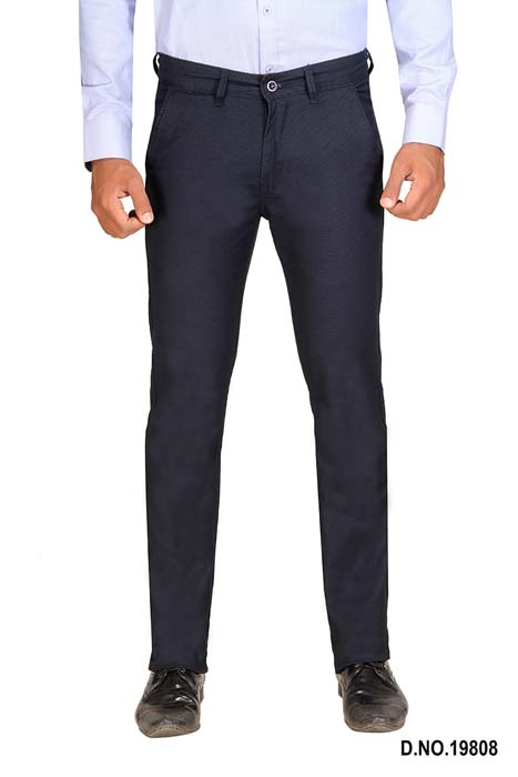UTD ECO RANGE 1-BLUE CASUAL TROUSER