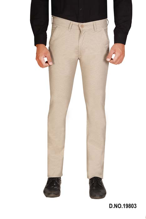 UTD ECO RANGE 1-DARK SKIN CASUAL TROUSER