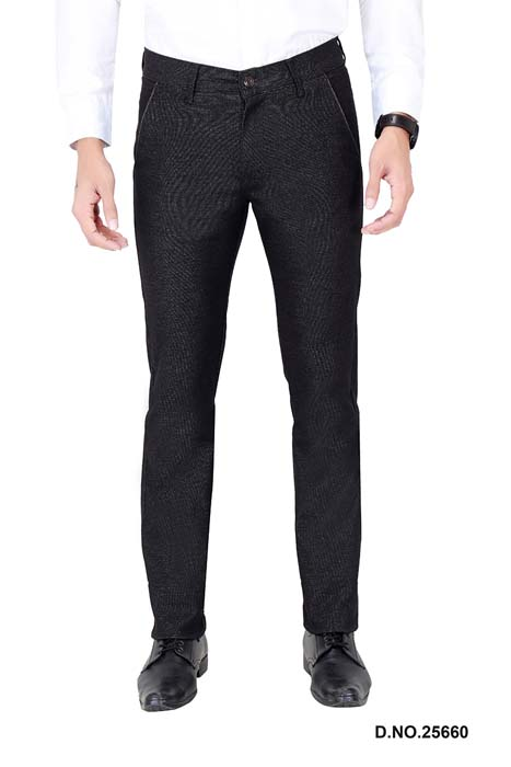 UTD ECO RANGE 9-COFFEE CASUAL TROUSER