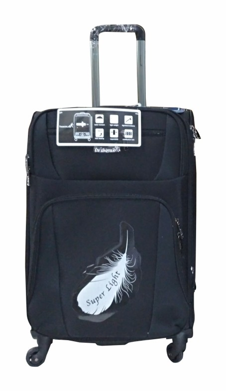 TB EARTH 103 24''-BLACK TRAVEL BAG