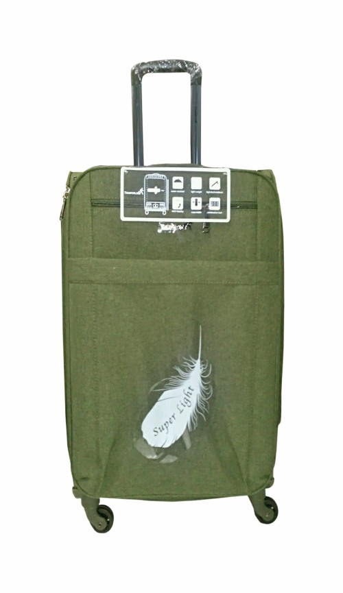 Earth1001 (20) - Army Green Travel Bag