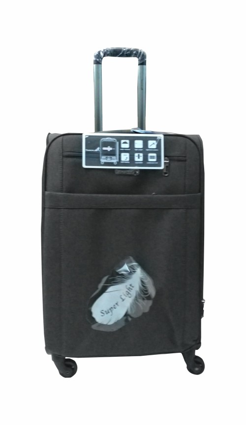Earth1001 (20) - Dark Gray Travel Bag