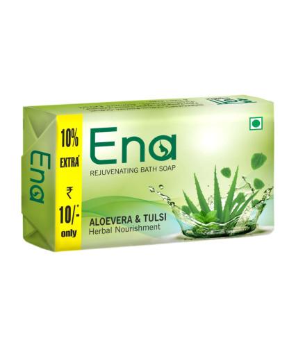 Ena Aloevera Tulsi Soap(49.5g)