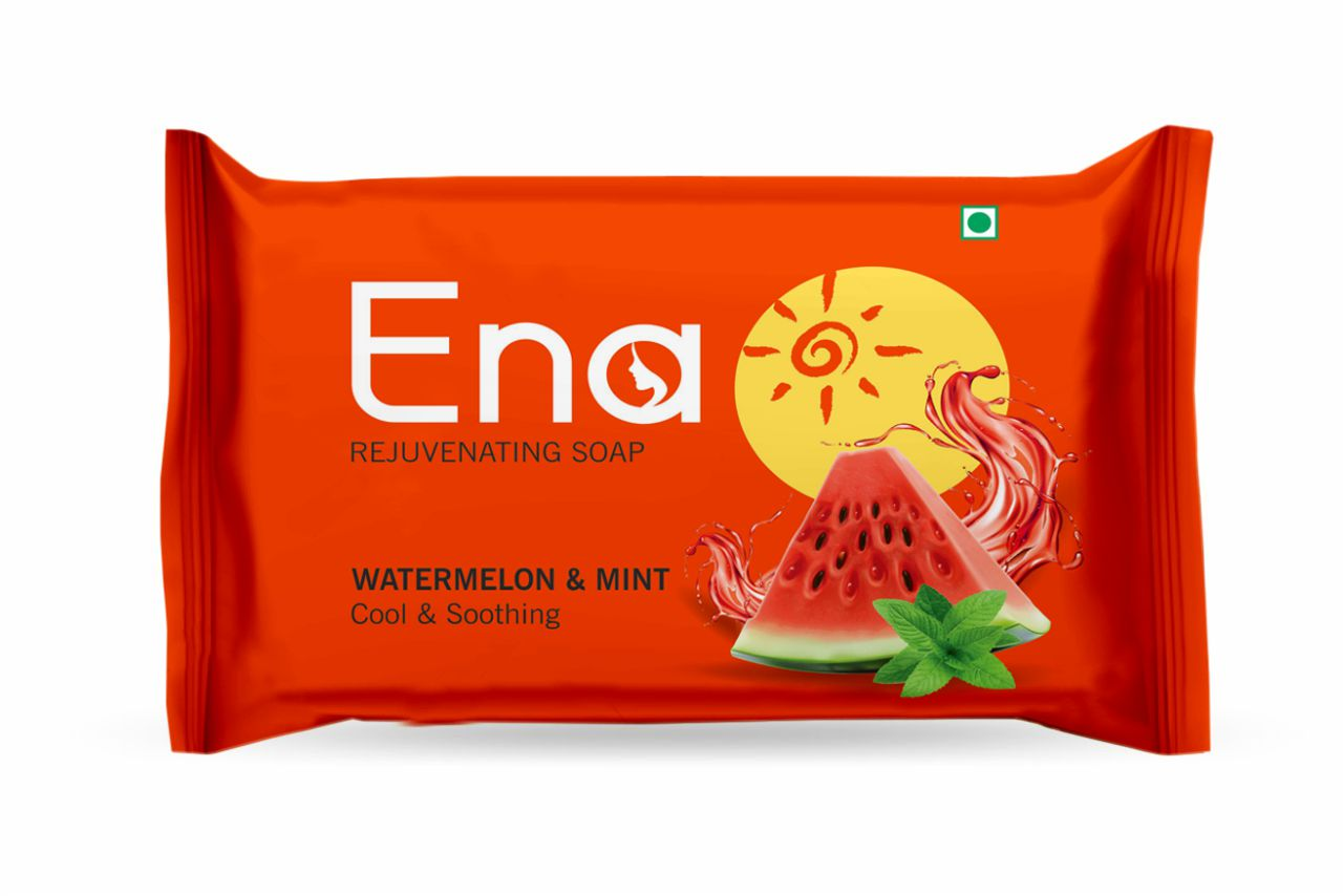 Watermelon and Mint Soap(75g)