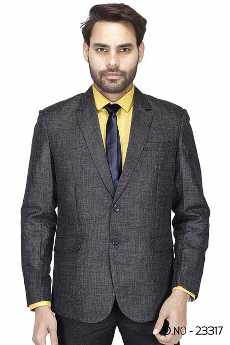 MEN'S FORMAL BLAZAR 03-GRAY