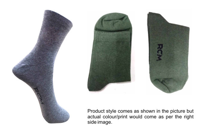 FOXY 01-D NO 16-MEN FORMAL STRETCHABLE SOCKS