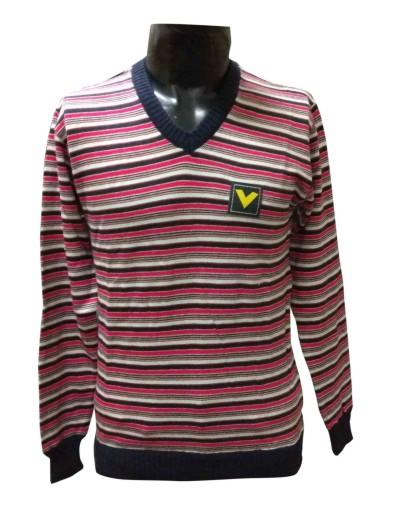 FSPL V NECK - Hot Pink Pullover
