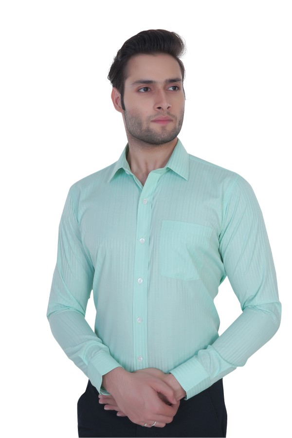 FSVT010 -  Sea Green Formal Shirt